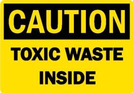 Toxic Organizations