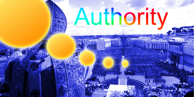 Pope - Authority