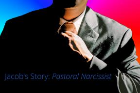 Suit Tie - Pastoral Narcissist