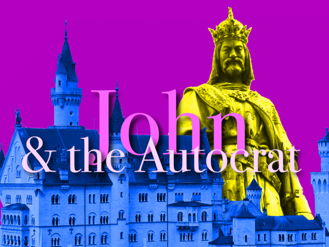 Autocratic Pastor