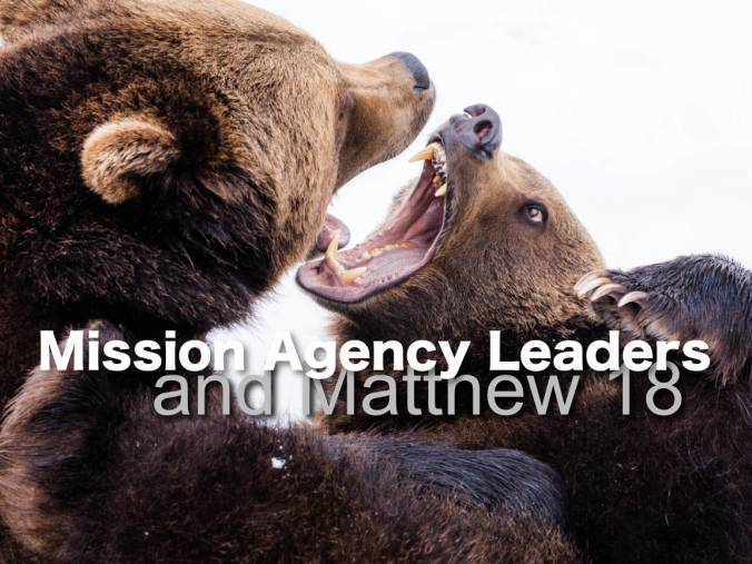 Mission Agency Leaders
